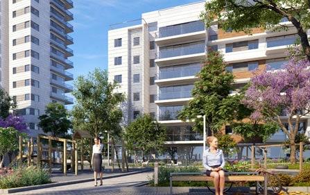 The New Ramat HaTayasim, Tel Aviv